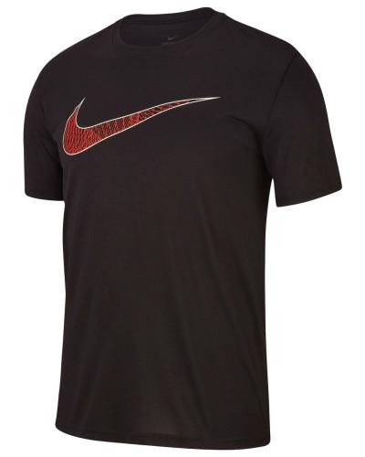 T-Shirt, Logo-Print, Dri-Fit