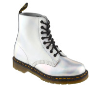 """Boots """"Pascal"""", Regenbogen-Schimmer, Leder"""