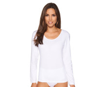 Wäsche-Shirt, Weiß