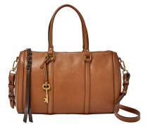 Handtasche, Umhängeriemen, Beige