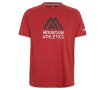 """T-Shirt """"Wicker"""", Tragekomfort, atmungsaktiv, Rot"""