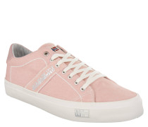 "Sneaker ""Naomi"", Materialmix, Gummisohle, Rosa"