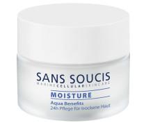 Moisture Aqua Benefits 24h Pflege für trockene Haut 50 ml
