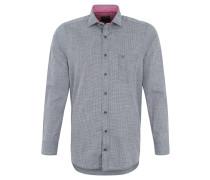 Freizeithemd,Comfort-Fit, Grau