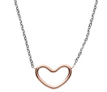 Collier, SKJ1058998, Silber|Rosègold Ip