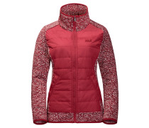 "Fleecejacke ""Belleville Crossing"", für Damen, Rot"
