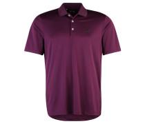 Poloshirt, UV-Schutz 30, 3 Knöpfe, für Herren, Lila