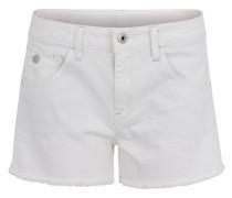 """Jeans-Shorts """"Arc"""", Five-Pocket-Taschen, Fransen"""