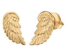 Ohrstecker Flügel vergoldet ERE-WING-STG