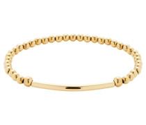 Armband, Poesia, Edelstahl, Gold, 015914