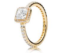 Shining sentiments Ring 150188CZ, 585 Gold