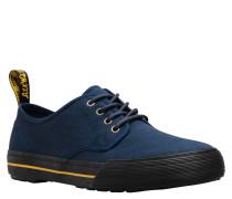 """Sneaker """"Pressler"""", Fersenschlaufe, Blau"""