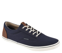 Sneaker, Canvas, gepolsterter Einstieg