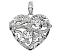 Anhänger , Sterling Silber 925, -Zirkonia