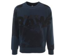 Sweatshirt, Print, Schwan