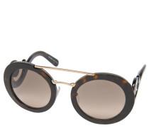"""Sonnenbrille """"SPR 13S"""", geschwungene Bügel, Verlaufsgläser"""