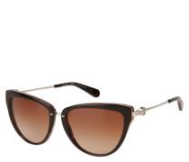 """Sonnenbrille """"MK 6039 Abela II"""", Verlaufsgläser, schmale Bügel"""