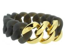 """Armband """"Original"""" 106792 Edelstahl grau gold"""