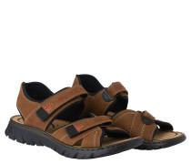Sandalen, Braun