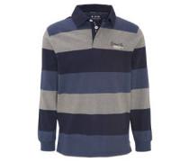 Poloshirt, Blockstreifen, Baumwolle