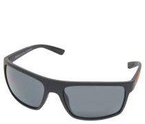 "Sonnenbrille ""SPS 02Q"", Karée-Design, Polarisationsfilter"