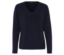 Pullover, Kaschmir, V-Ausschnitt, Große Größen