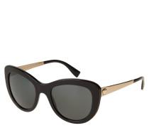 """Sonnenbrille """"VE 4325 GB1/87"""", zweifarbiges Design, Cat-Eye-Optik"""