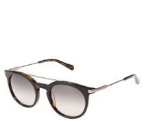 """Sonnenbrille """"FOS 2029/S"""", zweifacher Steg, Panto-Design"""