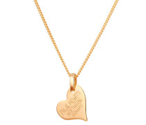 Halskette North Love 18K Plated Gold PH-HN-G