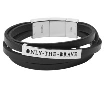 Armband ONLY THE BRAVE DX0922040