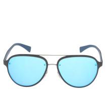 """Sonnenbrille """"SPS 52S"""", Piloten-Stil, Spiegelgläser, doppelter Steg"""