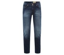 "Jeans ""Greensboro"", Regular Fit, Vintage-Look, Blau"