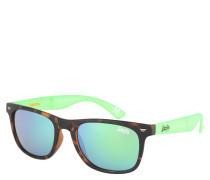"""Sonnenbrille """"SDS Supergami 107"""", Neon-Bügel, biegsame Elemente"""