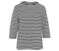 Shirt, 3/4-Arm, gestreift