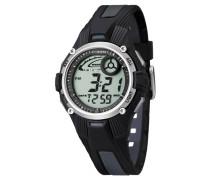 "Sport Armbanduhr ""K5558/6"", Chronograph, Stoppfunktion"