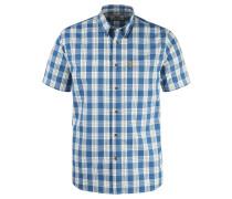 """Outdoorhemd """"Övik Button Down Shirt"""", schnelltrocknend, für Herren, Blau"""