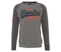 Sweatshirt, Print, Baumwollmix
