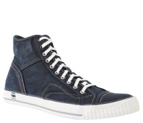 "Sneaker ""Falton"" Heringbone, Denim-Optik"
