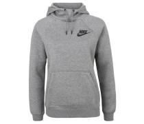 Sweatshirt, warmes Innenfleece, Kapuze