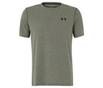 Trainingsshirt, Fitted Cut, kühlend, für Herren, Grau