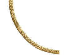 Collier 925 Silber vergoldet