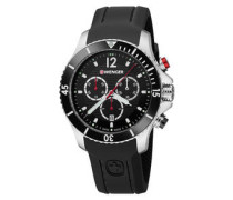 Seaforce Chrono Herrenuhr 01.0643.108, Chronograph