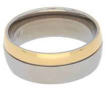 Titan Ring, multicolor, poliert, für Damen