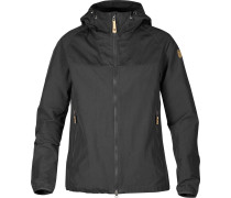 """Outdoorjacke """"Abisko Hybrid Jacket W"""", leicht, schnelltrocknend, für Damen, Grau"""