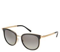 """Sonnenbrille """"MK 1010 Adrianna I"""", zweifarbiges Design, runde Gläser"""