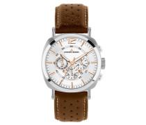 Herrenuhr Chronograph Lugano 1-1645D