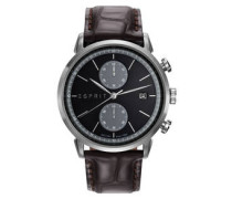 TP10918 Herrenuhr BROWN NIGHT ES109181003, Chronograph