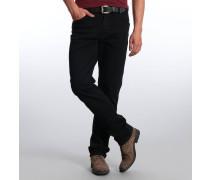 """Jeans """"Texas"""", gerader Schnitt, Stretch-Anteil, 56045, Schwarz"""