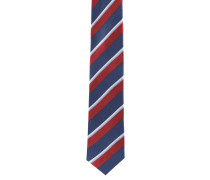 Krawatte, Seide, Querstreifen