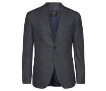Black Label Sakko als Anzug-Baukasten-Artikel, meliert, Slim Fit